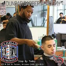 dunbar barber academy home facebook