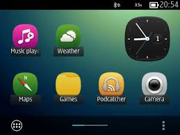 Download Themes For Nokia E6 Belle   belly jean takes over from holo