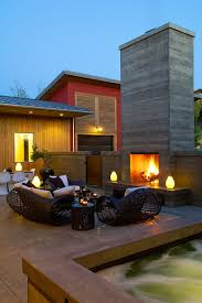 sizzling style how to decorate a stylish outdoor hangout with a