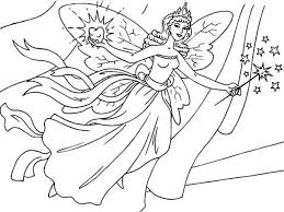 tooth fairy coloring page stock vector image 42142800 regarding