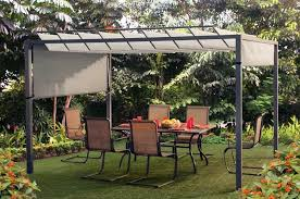 Steel Pergola With Canopy by Amazing Modern Pergola Designs Pictures Designing Idea