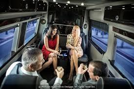 Conversion Van Interiors Luxury Mercedes Sprinter Midwest Automotive Designs