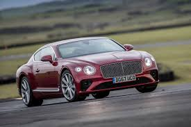 jeep bentley 2018 bentley continental gt first drive autocar