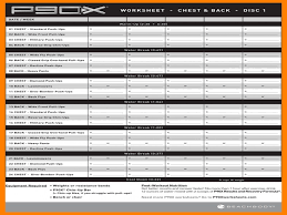 p90x chest and back worksheet phoenixpayday com