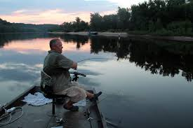 Map Wisconsin Dells by Away From The Crowds Wisconsin Dells Is A Prime Fishing Spot