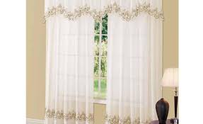 curtains noticeable spotlight lace cafe curtains alluring