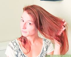 How Long To Wait Before Washing Hair After Coloring - the best way to dye hair with kool aid wikihow