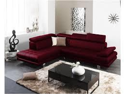 canape de luxe cuir canapé d angle cuir luxe italien effleurement angle gauche
