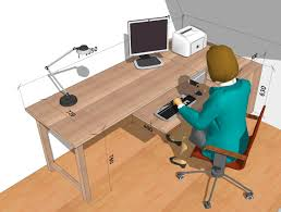 Schreibtisch In Buche Schreibtisch Und Rollcontainer Aus Buche Holzwerkerblog Von