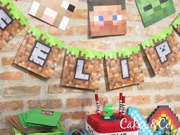 minecraft birthday party kara s party ideas tnt minecraft birthday party kara s party ideas
