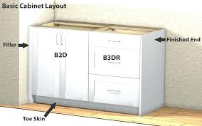 kitchen base cabinet height base kitchen cabinets canadagoosesale me