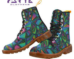 womens boots burning festival boots etsy