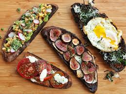 Summer Lunch Ideas For Entertaining - serious entertaining four easy summer tartines serious eats
