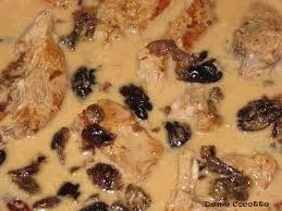 cuisiner une rouelle de porc en cocotte minute rouelle de porc aux pruneaux les passions de dame cocotte