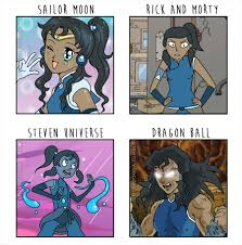 Legend Of Korra Memes - 14 style memes of your favorite characters dorkly post