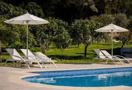 the pool area u2013 antigone estate rhodes greece