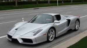 Ferrari F12 Silver - silver ferrari enzo preview save to a lightbox silver laferrari