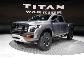 nissan titan warrior specs nissan titan warrior concept debuts in detroit with loads of