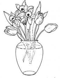 Pencil Sketch Of Flower Vase Gallery Flower Vase Easy Pencil Sketch Drawing Art Gallery