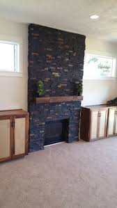 18 best ledger stone panel accent walls fireplace surrounds