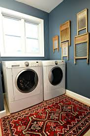 Decorating A Laundry Room On A Budget by Colorful Laundry Rooms 10 Easy Budget Friendly Laundry Room