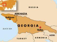 map of abkhazia map of and south ossetia abkhazia kabardion