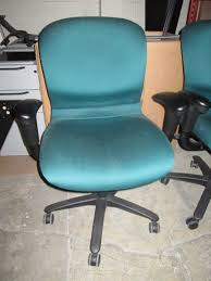 Haworth Chair Used Office Chairs Executive Task Side Stack Conference Room