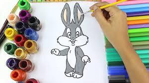 bugs bunny looney tunes warner bros cartoons coloring bugs