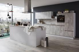farbe für küche musterring küche mr2850 farbe beton natur industrial
