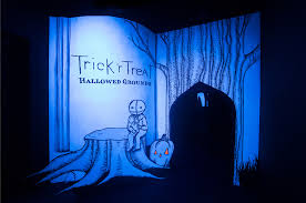 scarehouse to debut new trick r treat krampus haunted attractions