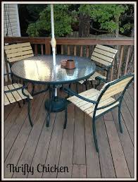 Patio Furniture Palo Alto by Updating The Ole Patio Chairs Hometalk