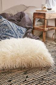 oversized pillows for bed mongolian faux fur oversized pillow oversized pillows fur and