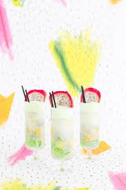 dotted thai fruit cocktail recipe plays cocktails and backdrops