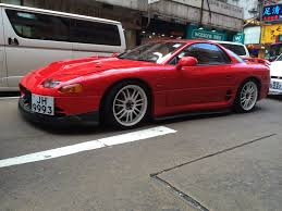 lexus hk fb the 3000gt is quite rare even in hong kong