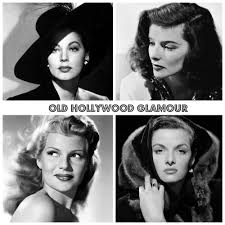 old hollywood glamour 10 actresses who inspire me babble