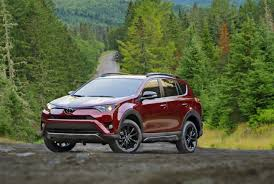 mitsubishi adventure 2017 2017 toyota rav4 adventure edition unveiled at chicago show
