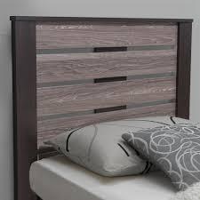 Ameriwood Bedroom Furniture by Ameriwood Furniture Colebrook Twin Headboard Weathered Oak Espresso