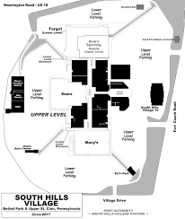 layout of hulen mall mall hall of fame august 2009