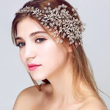 retro headbands tiara wedding hair accessories luxury handmade jewelry hair