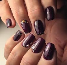 best 25 plum nails ideas on pinterest winter nails winter nail
