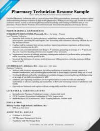 pharmacy technician resume exle pharmacy technician cover letter sle guide resumecompanion