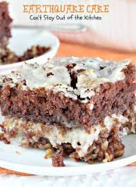 earthquake cake 1 duncan hines german chocolate cake mix 1 cup