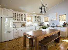 cuisine vintage table de cuisine vintage table de cuisine vintage en bois blanc 3