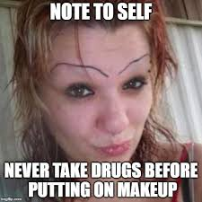 Eyebrow Meme - eyebrows imgflip
