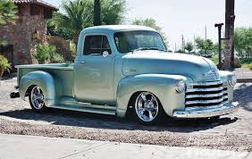 Classic Chevy Dually Trucks - 1951 chevy 3100 passenger side jpg 1 600 1 012 pixels 1949 chevy