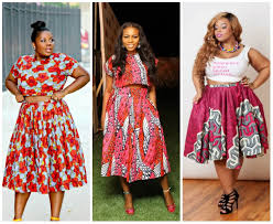 skirt and blouse create amazing looks with ankara skirt and blouse hitz