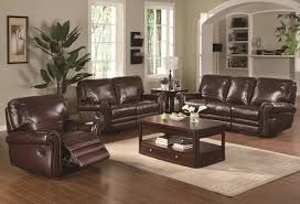 Microfiber Reclining Sofa Sets Furniture Captivating Reclining Sofa Sets For Living Room Design