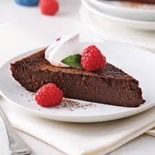 cuisine sans farine gâteau fudge au chocolat sans farine desserts recettes 5 15