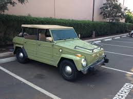 volkswagen thing vw thing for sale in hawaii volkswagen 181 classifieds 1973 74