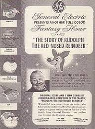 rudolph red nosed reindeer tv special